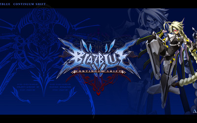 BlazBlue: Continuum Shift wallpaper