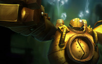 Blitzcrank - League of Legends wallpaper 1920x1200 jpg