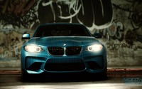 BMW M2 Coupe in Need for Speed wallpaper 1920x1080 jpg