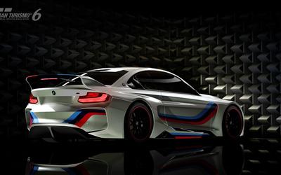 BMW Vision Gran Turismo - Gran Turismo 6 [4] wallpaper