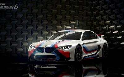 BMW Vision Gran Turismo - Gran Turismo 6 wallpaper