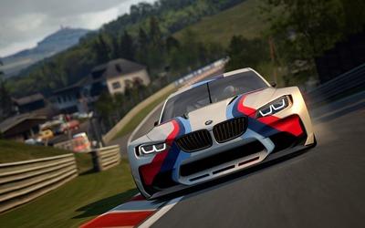 BMW Vision Gran Turismo - Gran Turismo 6 [3] wallpaper