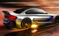 BMW Vision Gran Turismo - Gran Turismo 6 [5] wallpaper 1920x1080 jpg