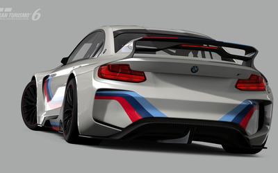 BMW Vision Gran Turismo - Gran Turismo 6 [6] wallpaper