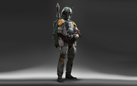 Boba Fett - Star Wars Battlefront wallpaper 3840x2160 jpg
