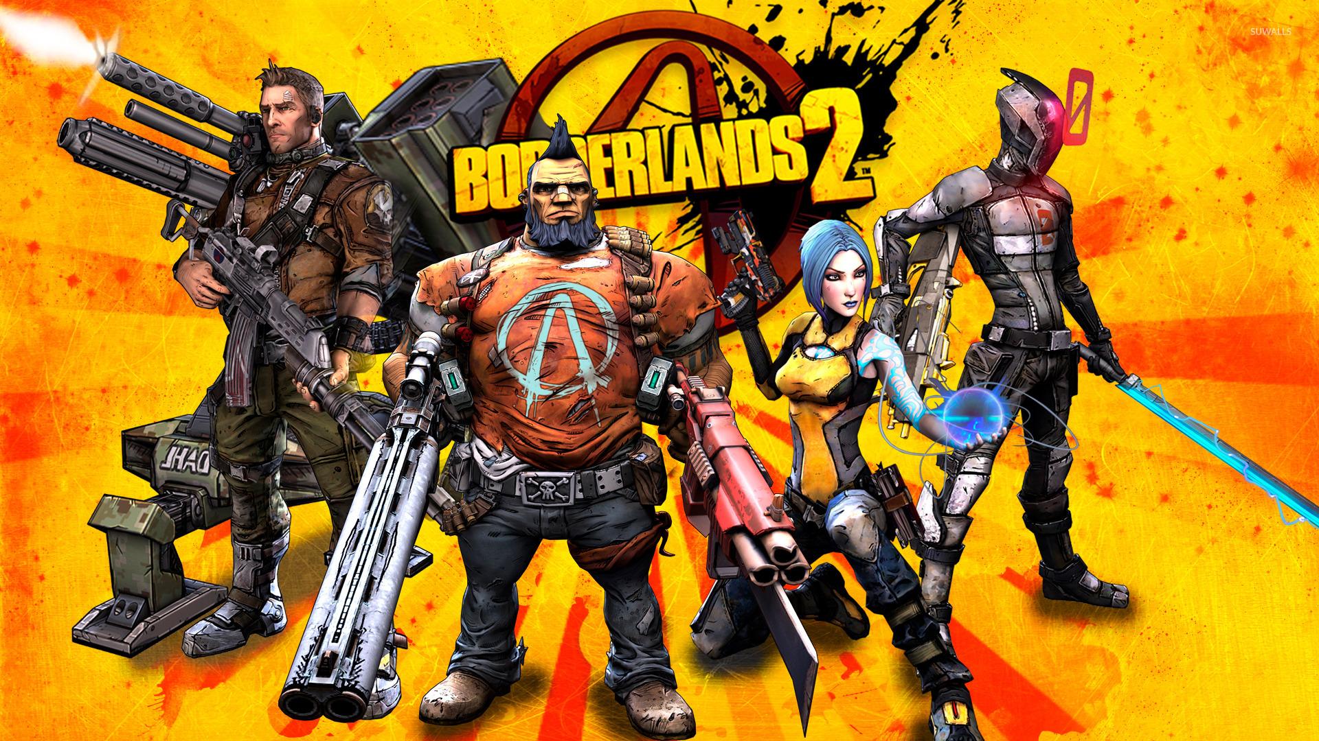 Borderlands 2 6 Wallpaper Game Wallpapers 23095
