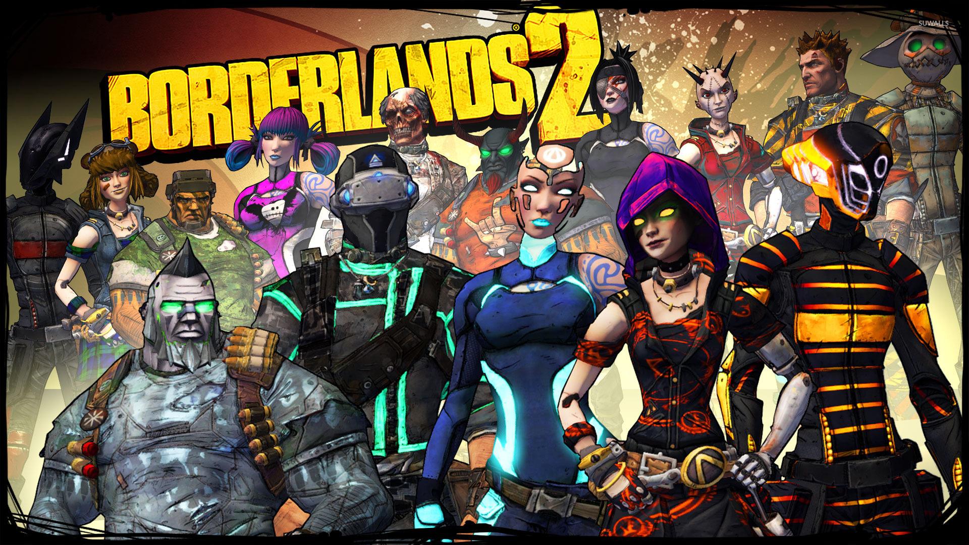 Borderlands 2 4 Wallpaper Game Wallpapers 23211