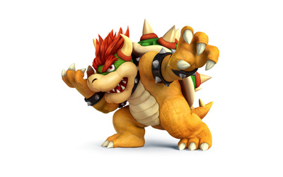 Bowser - Super Smash Bros. wallpaper