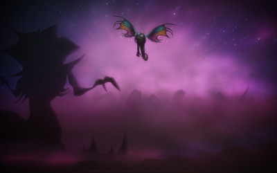 Brightwing vs Zagara wallpaper
