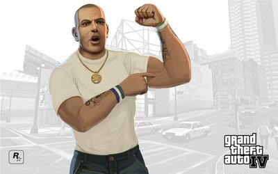 Brucie Kibbutz - Grand Theft Auto IV wallpaper