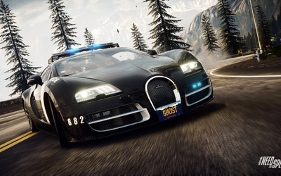 Bugatti Veyron - Need for Speed: Rivals wallpaper