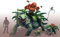 Bulbasaur - Pokemon wallpaper 1920x1200 jpg
