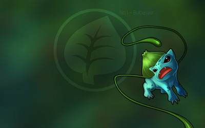 Bulbasaur - Pokemon [2] wallpaper