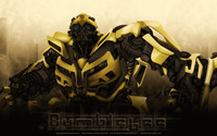 Bumblebee - Transformers [4] wallpaper 1920x1080 jpg