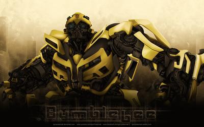 Bumblebee - Transformers [4] wallpaper