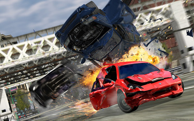 Burnout 3: Takedown [2] wallpaper