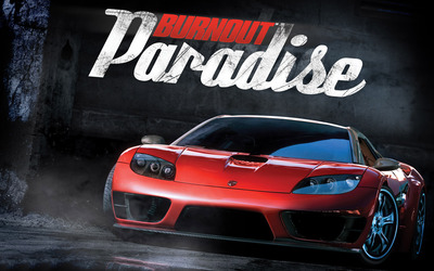 Burnout Paradise [8] wallpaper