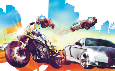 Burnout Paradise: The Ultimate Box wallpaper