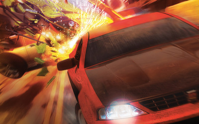 Burnout Revenge [2] wallpaper