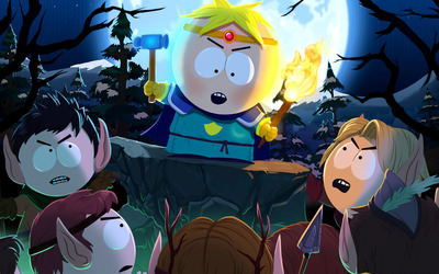 Butters - South Park: The Stick of Truth wallpaper