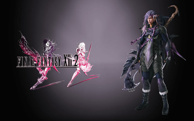 Caius Ballad  - Final Fantasy XIII-2 wallpaper