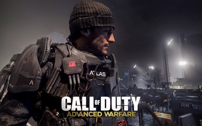 Call of Duty: Advanced Warfare [4] wallpaper