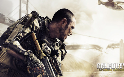 Call of Duty: Advanced Warfare [6] wallpaper