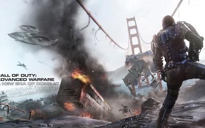 Call of Duty: Advanced Warfare [5] wallpaper