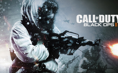 Call of Duty: Black Ops II [4] wallpaper