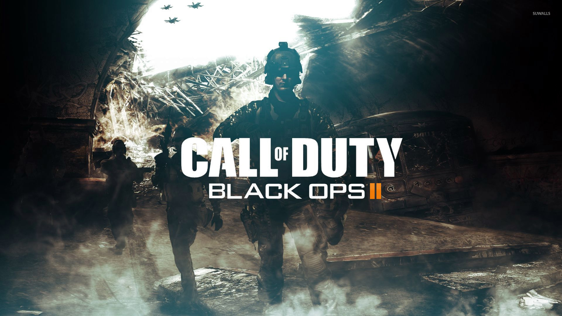 Call Of Duty Black Ops Ii 8 Wallpaper Game Wallpapers 15930