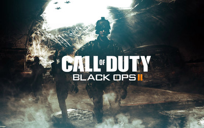 Call of Duty: Black Ops II [8] wallpaper