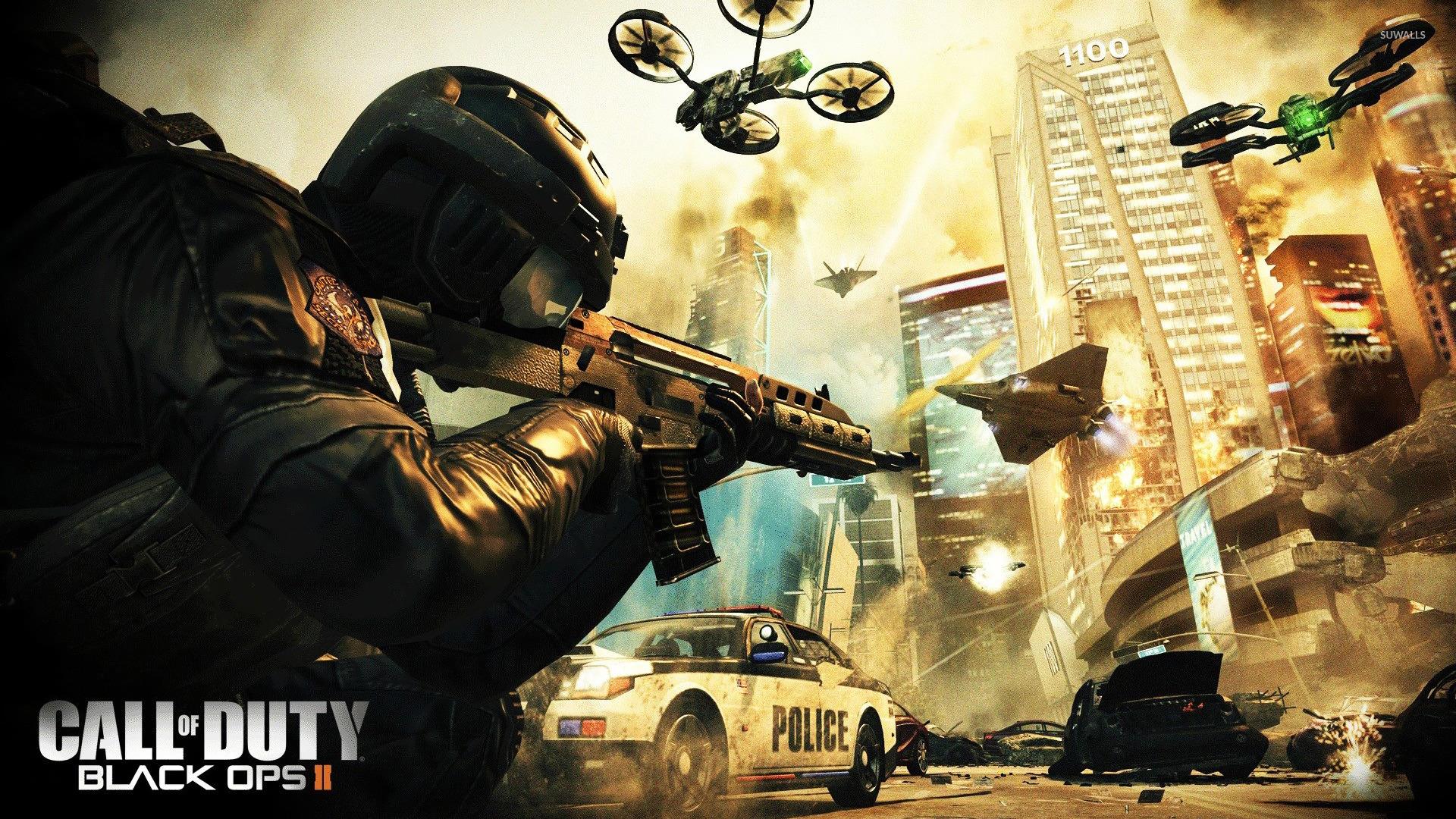 Call Of Duty Black Ops II 10 Wallpaper