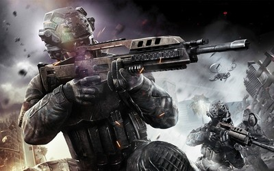 Call of Duty: Black Ops II [7] wallpaper