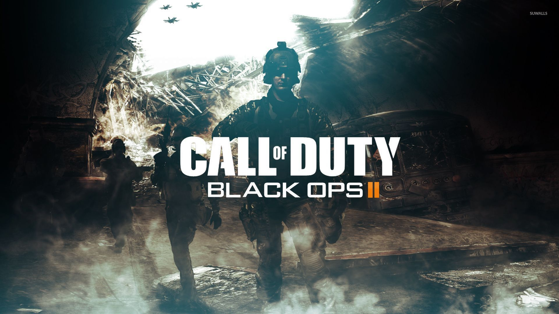 Call Of Duty Black Ops Ii 9 Wallpaper Game Wallpapers
