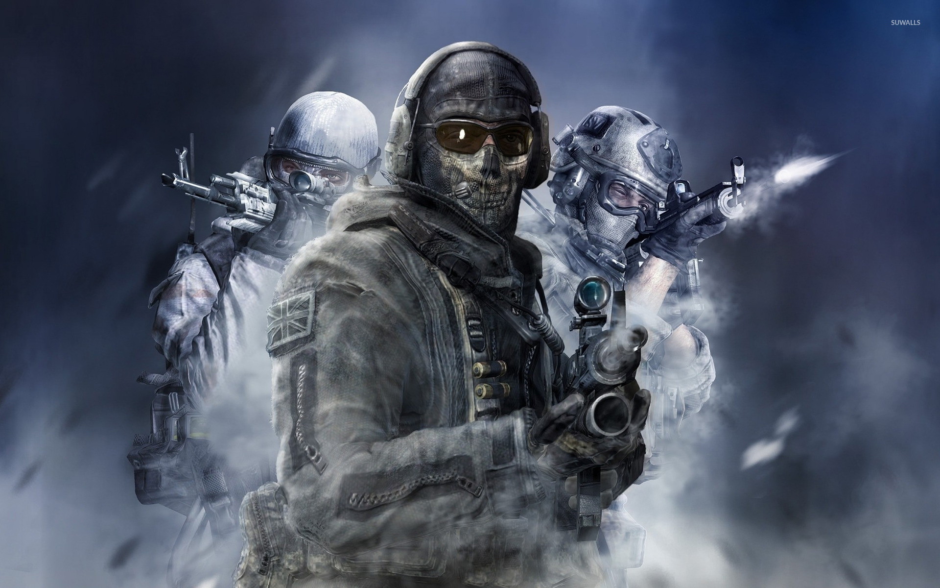 Call of Duty: Ghosts [7] wallpaper