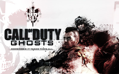 Call of Duty: Ghosts [12] wallpaper