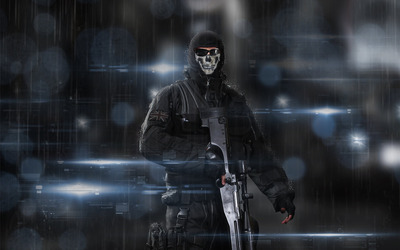 Call of Duty: Ghosts [3] wallpaper