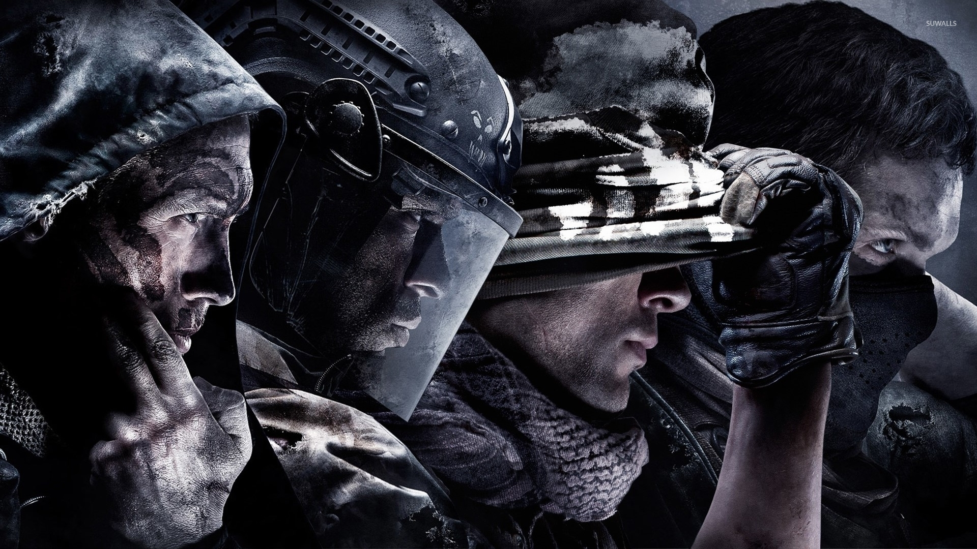 Call Of Duty Ghosts 6 Wallpaper