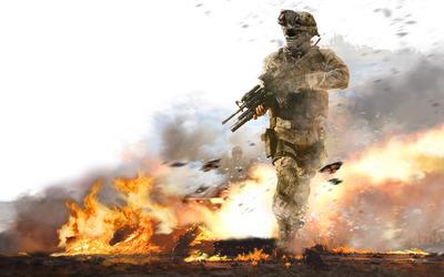 Call of Duty: Modern Warfare 2 [2] wallpaper