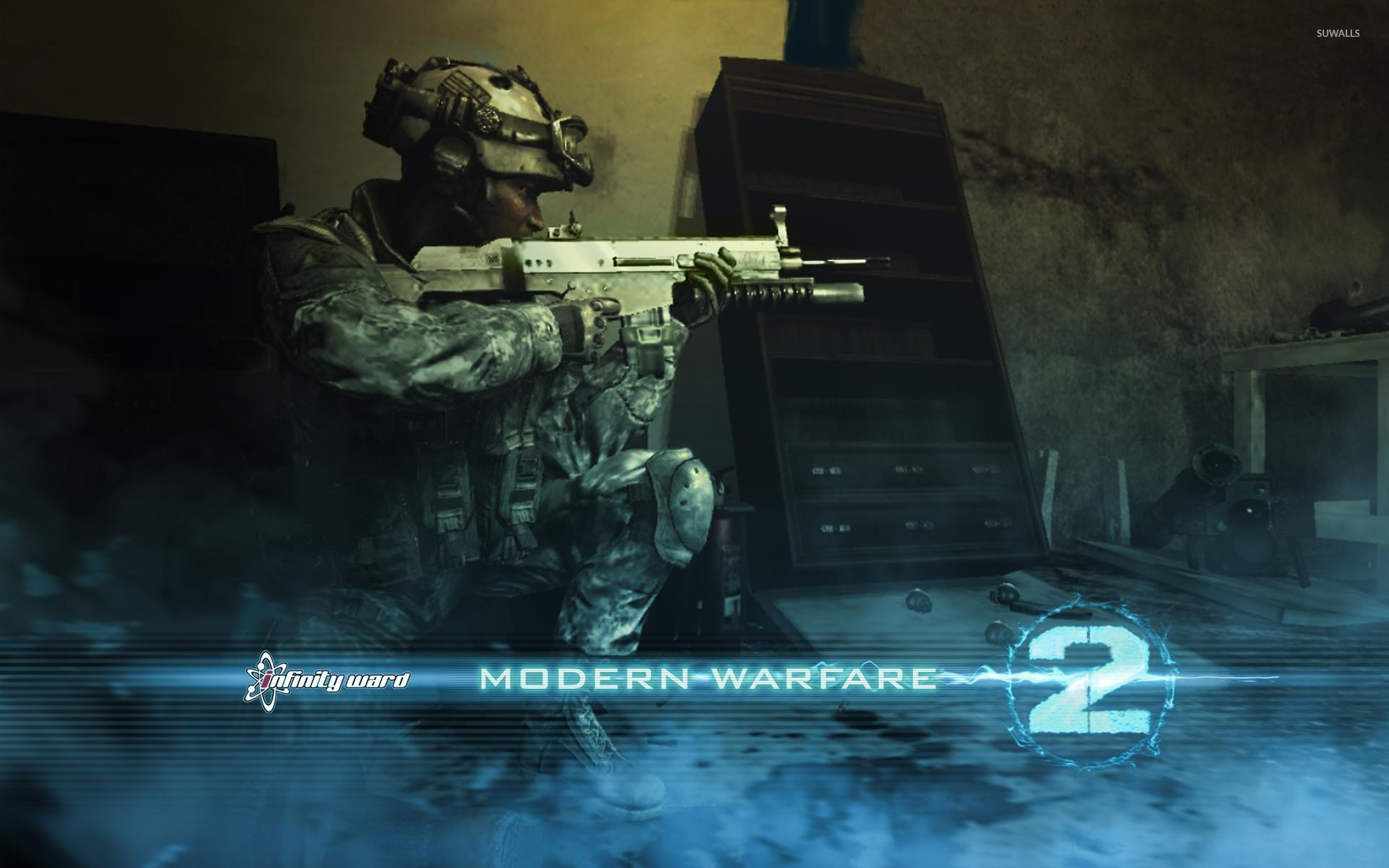 Call Of Duty Modern Warfare 2 4 Wallpaper Game