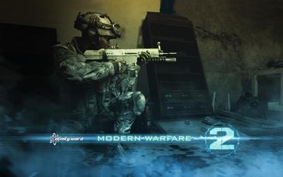 Call of Duty: Modern Warfare 2 [4] wallpaper