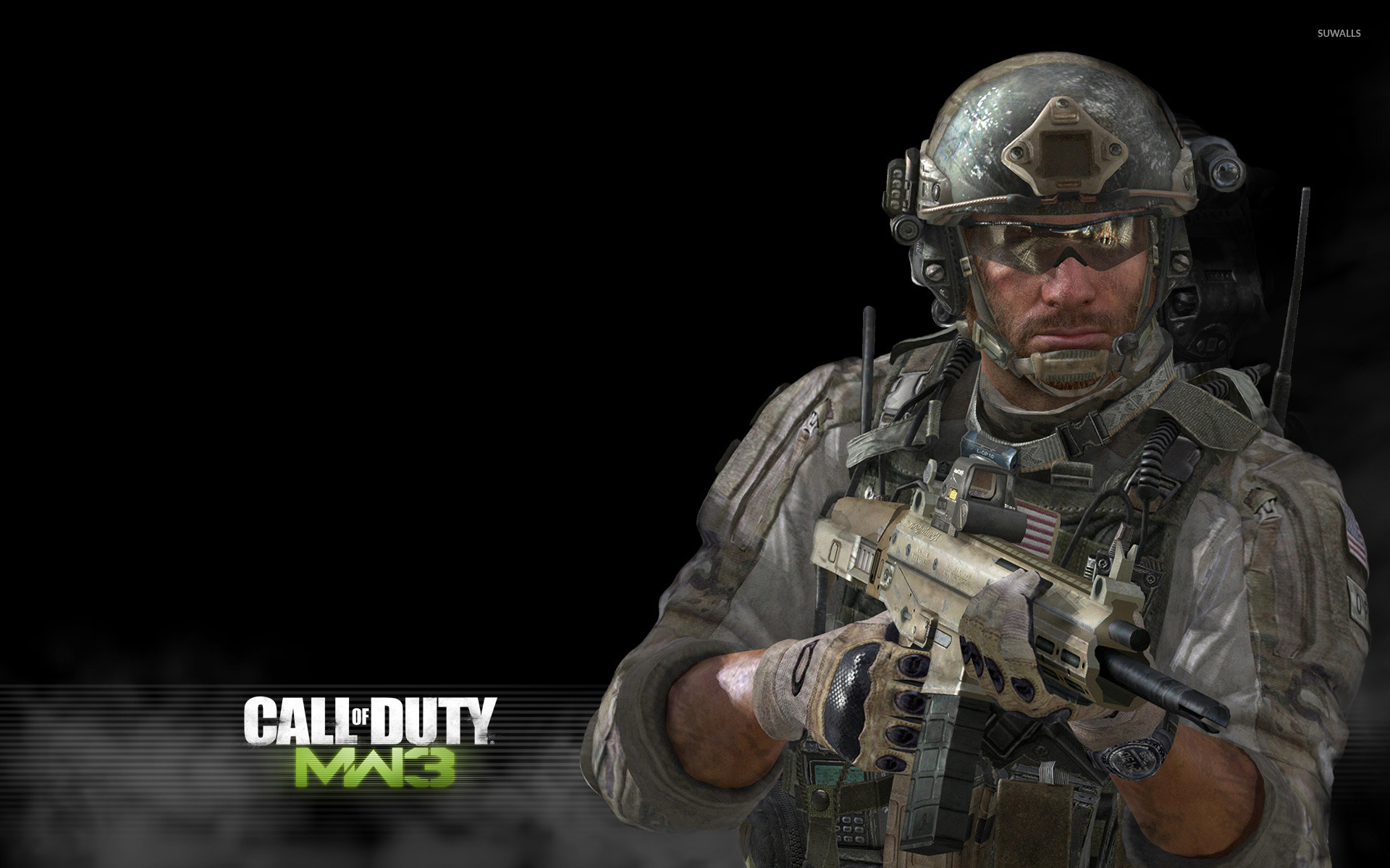 Call of Duty: Modern Warfare 3 [7] wallpaper - Game