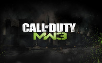 Call of Duty: Modern Warfare 3 [6] wallpaper 1920x1200 jpg