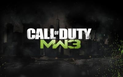 Call of Duty: Modern Warfare 3 [6] wallpaper