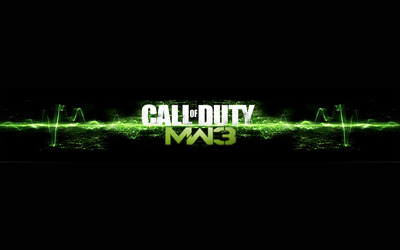 Call of Duty: Modern Warfare 3 [2] wallpaper