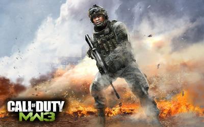 Call of Duty: Modern Warfare 3 [5] wallpaper