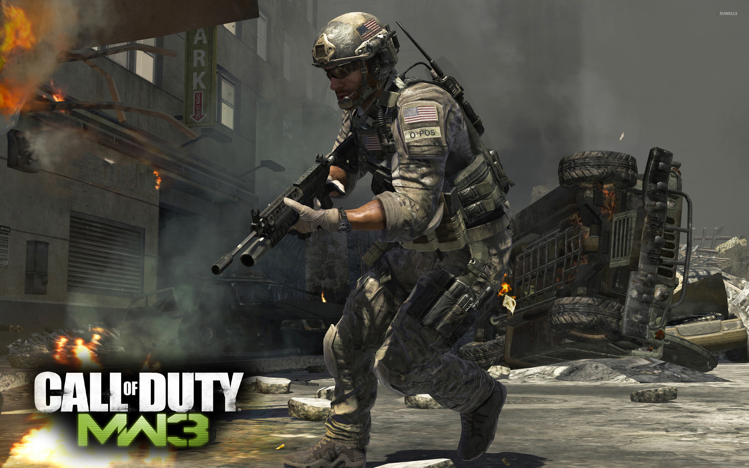 Call Of Duty Modern Warfare 3 4 Wallpaper Game Wallpapers