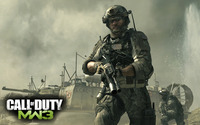 Call of Duty: Modern Warfare 3 [3] wallpaper 2560x1600 jpg