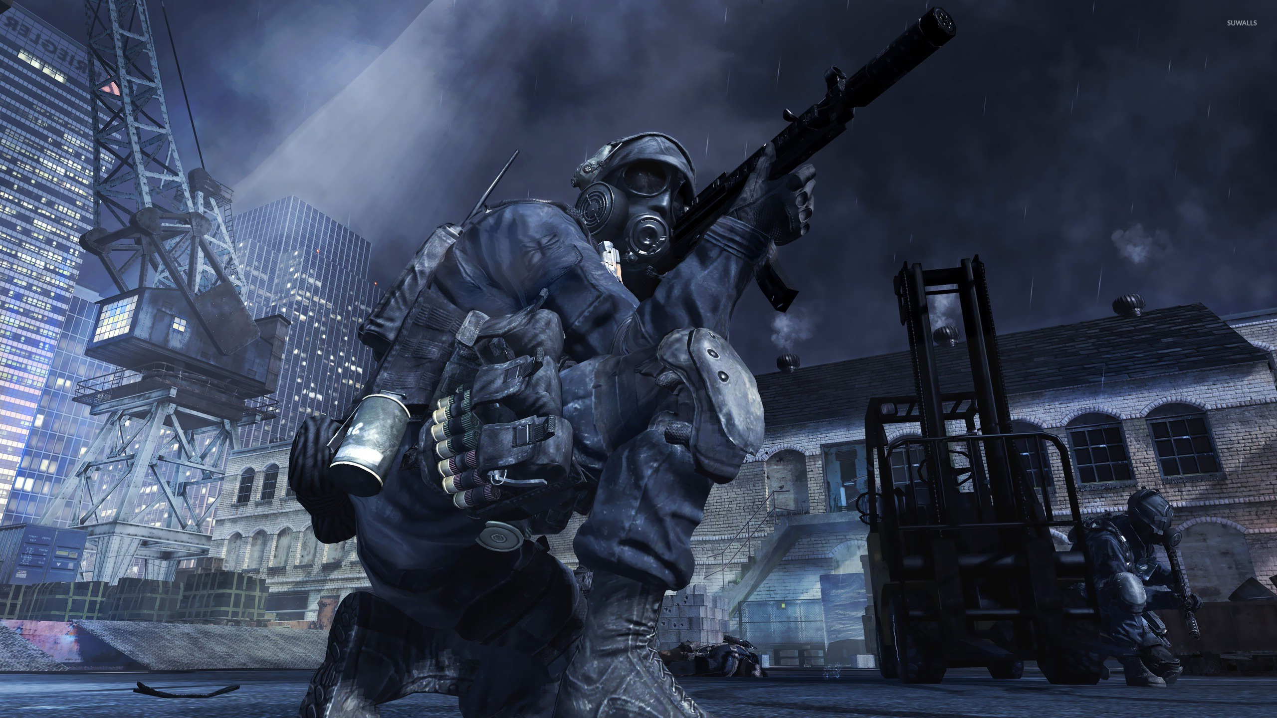 Call Of Duty Modern Warfare 3 13 Wallpaper Game Wallpapers