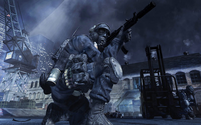 Call of Duty: Modern Warfare 3 [13] wallpaper